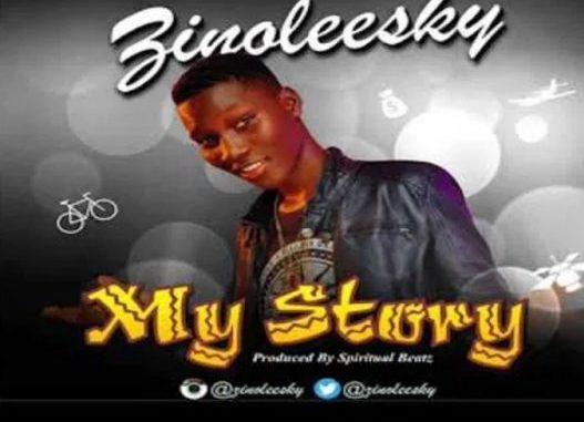 my Story by zinoleesky