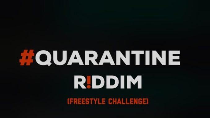 Ceeza Milli Quarantine Riddim