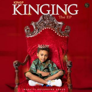 King P - Kinging The EP