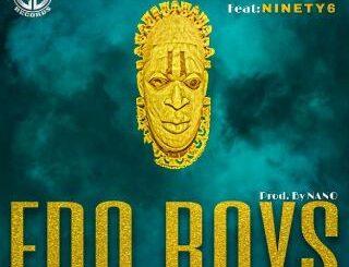 Magnito Ft Ninety - Edo Boys