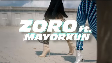Zoro Ft mayorkun Two Remix Official Video