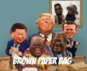 Sarkodie Ft M.anifest - Brown paper bag
