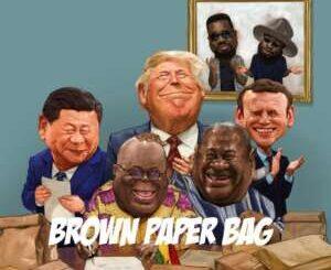 Sarkodie Ft M.anifest - Brown paper bag
