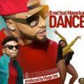 B - Red Ft Mayorkun - Dance
