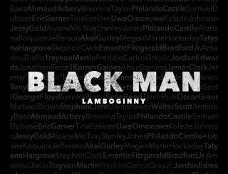 Lamborghini - Black Man