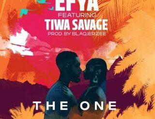 Efya Ft Tiwa Savage - The One