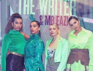 Four Of Diamonds x Mr Eazi - The Writer