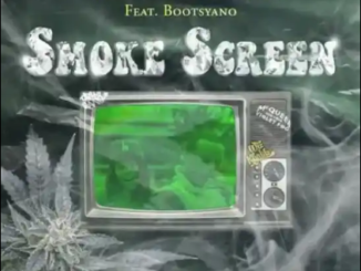 Wiz Khalifa Ft. Boostsyano - Smoke Screen