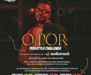 Rexxie - Opor Freestyle Challenge