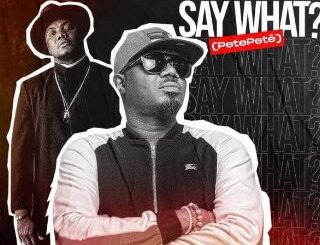 DJ Jimmy Jatt Ft. CDQ - Say What? (Pete Pete)