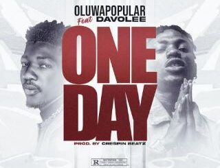 Oluwapopular_Ft_Davolee_-_One_Day