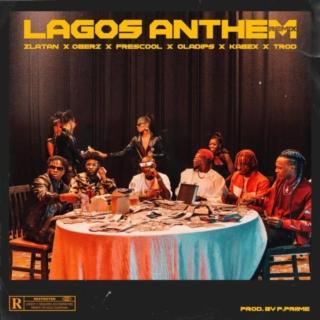 Zlatan Ft. Oberz, Trod, Oladips, Kabex & Frescool – Lagos Anthem Remix
