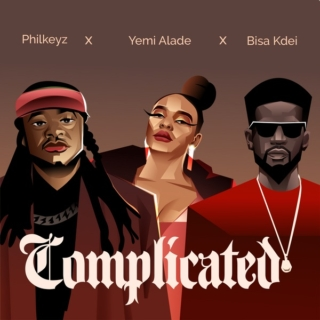 Philkeyz Ft. Yemi Alade & Bisa Kdei – Complicated