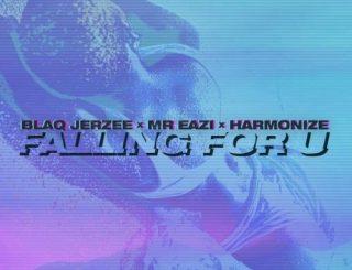 Blaq Jerzee Ft. Mr Eazi & Harmonize – Falling For U