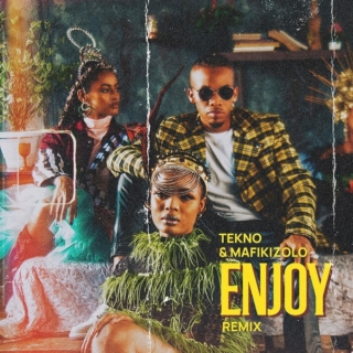 Tekno Ft. Mafikizolo Enjoy Remix