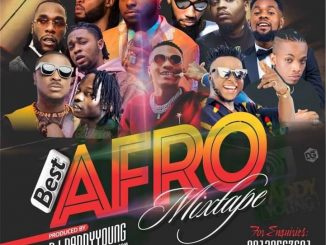 DJ PaddyYoung – Best Afro Mix