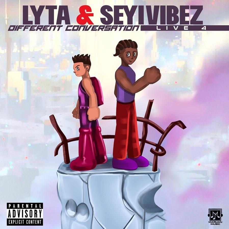 Lyta Ft. Seyi Vibez – Different Conversation