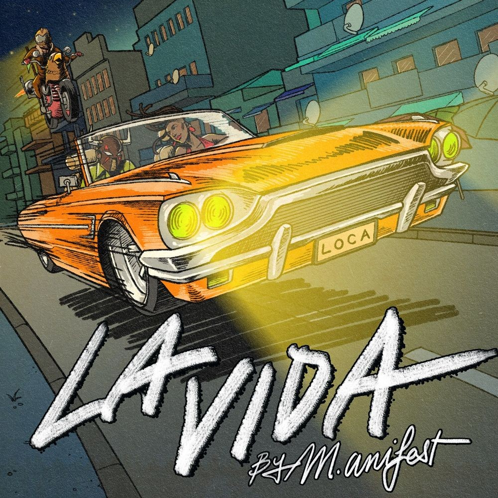 M.anifest - La Vida mp3 download