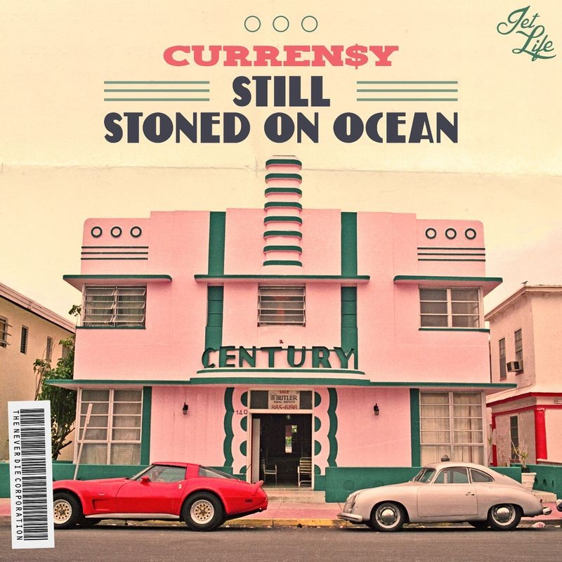 Curren$y - Still Stoned on Ocean Album Zip