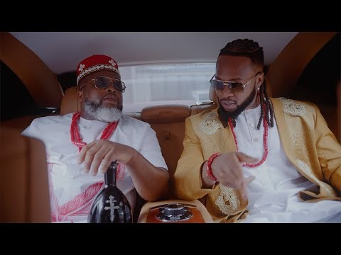 Larry Gaaga Ft. Theresa Onuorah, Phyno & Flavour – Egedege (Official Video)