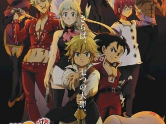The Seven Deadly Sins the Movie: Cursed by Light (2021) [Japanese]